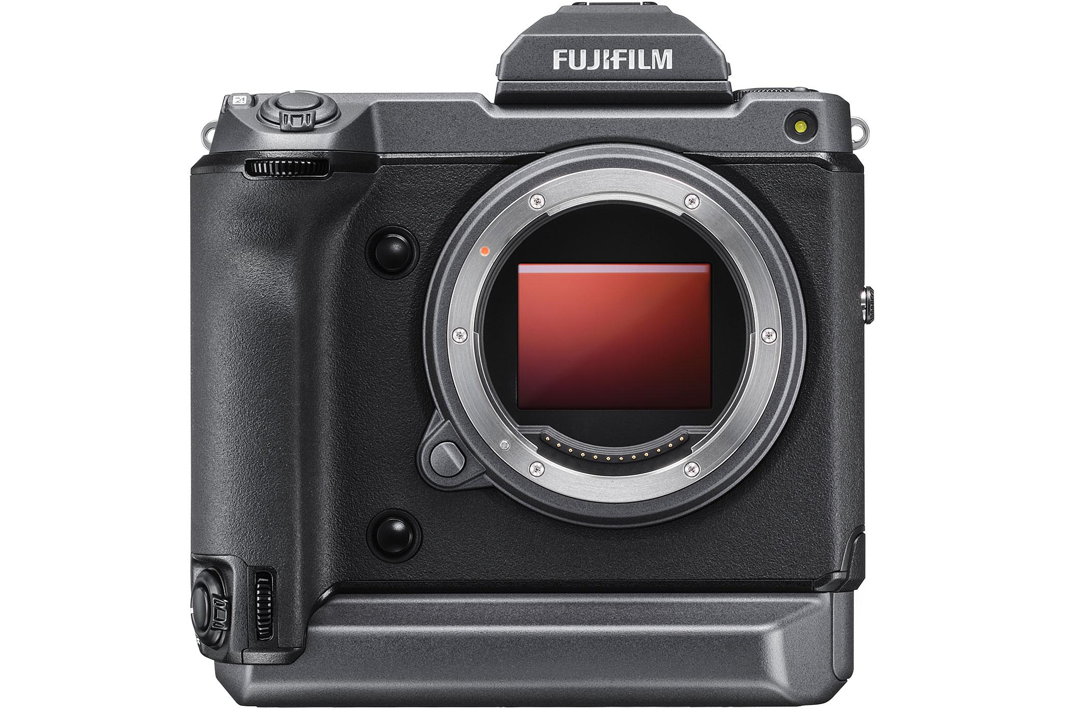 Fujifilm GFX100 unveiled: 100MP medium-format for £10K