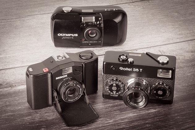 Second-hand film camera bargains - Amateur Photographer