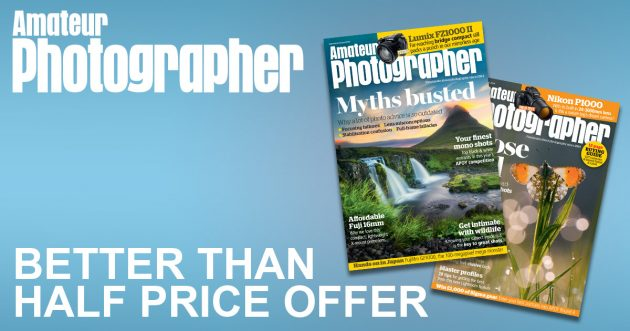 Better than half price subscription offer – this week only