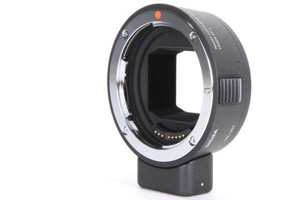 Sigma MC-21 Mount Converter Canon EF-L review - Amateur