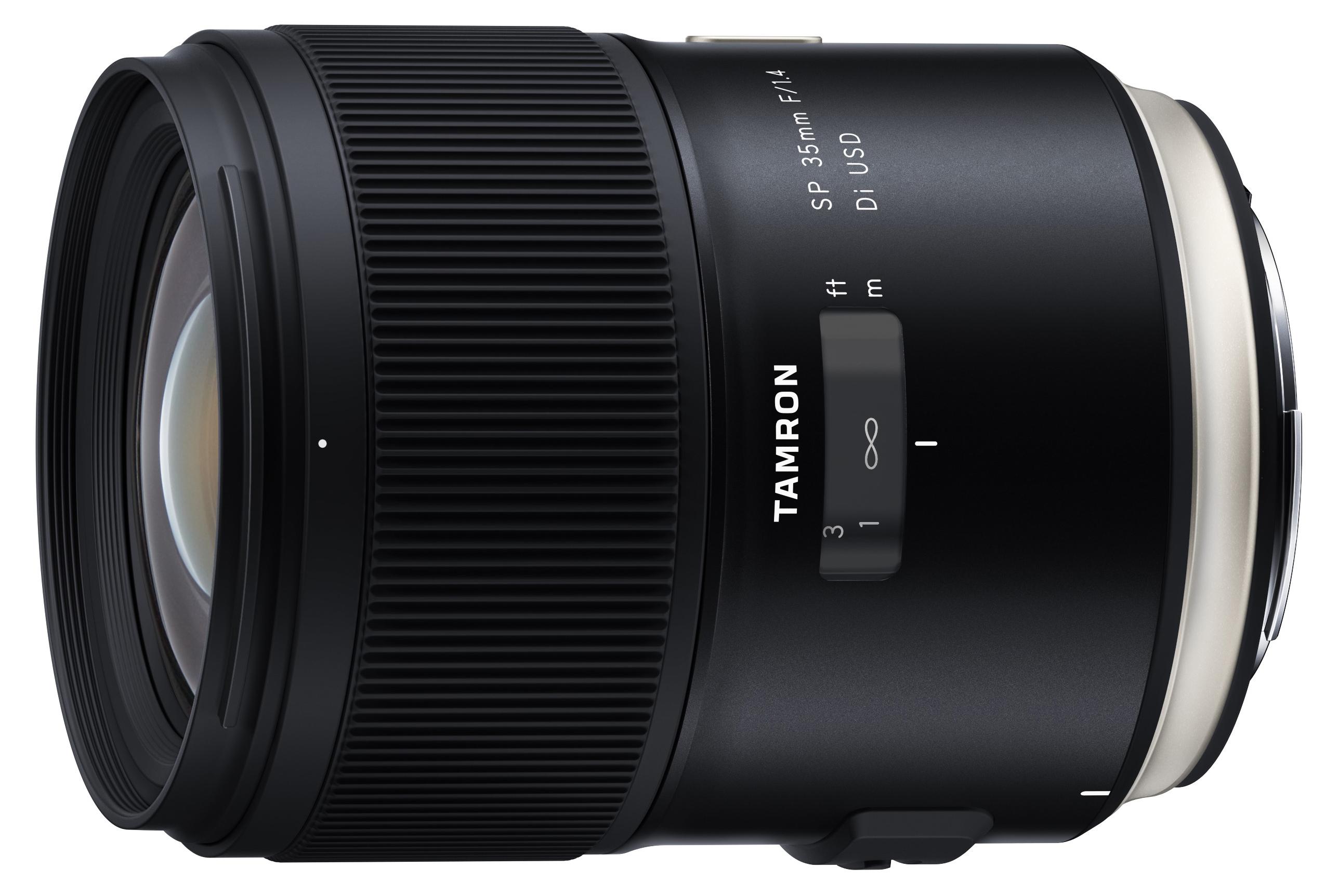 New Tamron 35mm lens for full-frame DSLRs - Amateur Photographer
