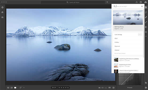 Discover Lightroom's great new editing tools - Amateur Photographer
