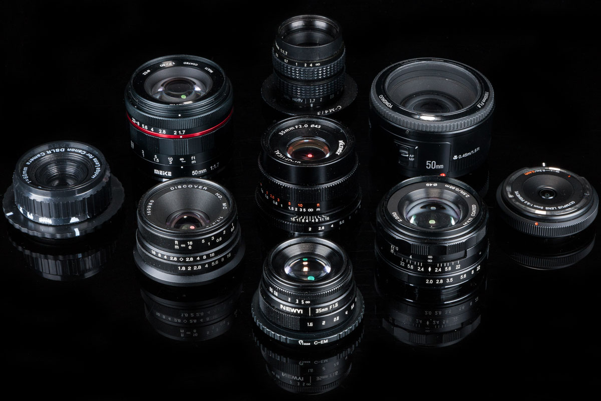 Cheap Creative Lenses Under 200 Page 9 Of 12 Amateur Photographer Yongnuo 50mm F18 For Nikon Mount