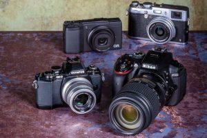 Bargain cameras