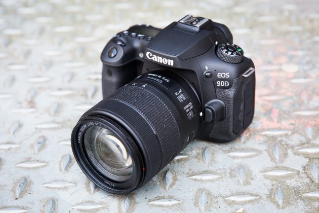 Canon EOS 90D: hands-on first look - Amateur Photographer