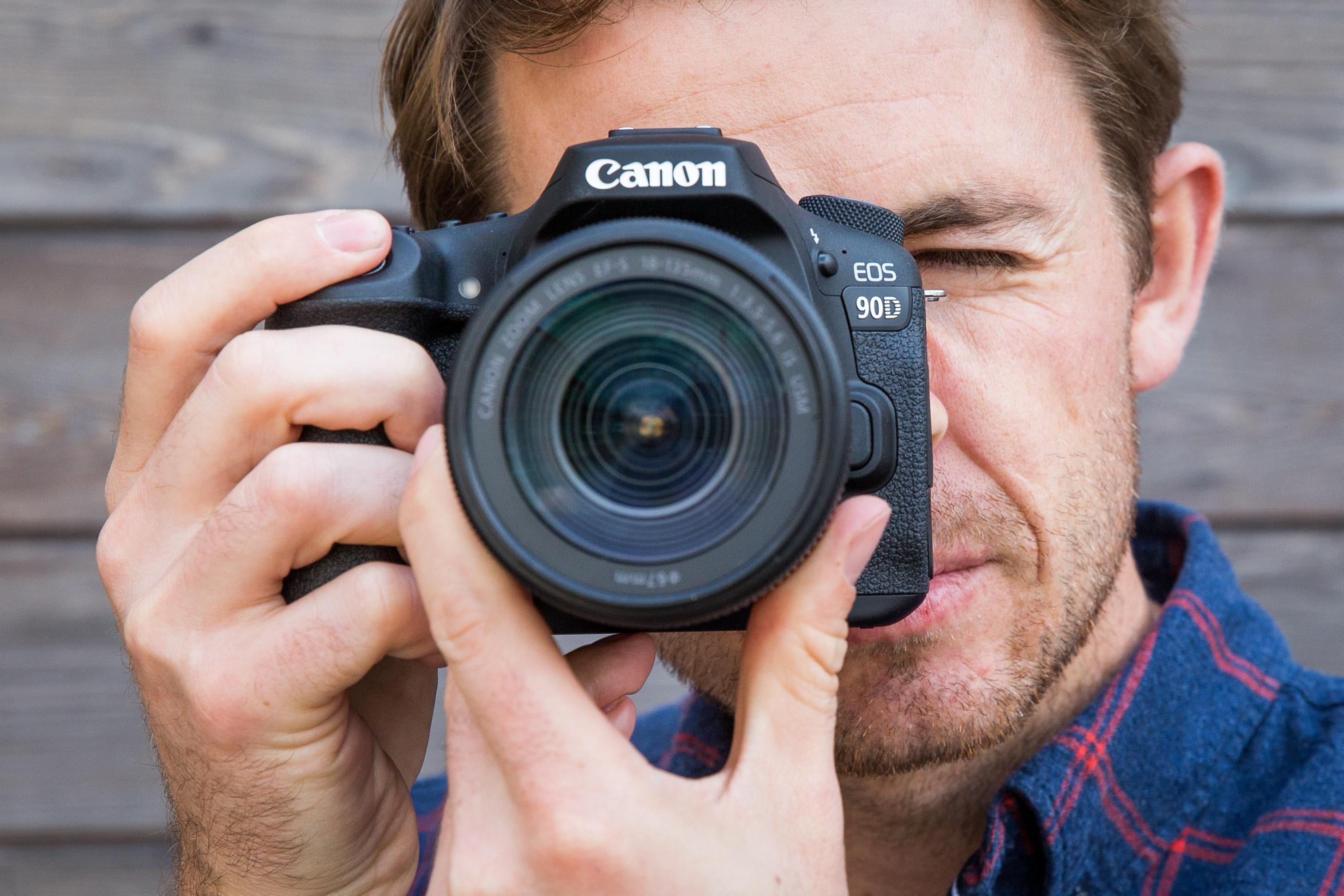 Canon EOS 90D review - Amateur Photographer