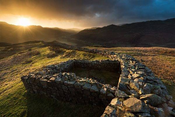 Photo location guide: Eskdale