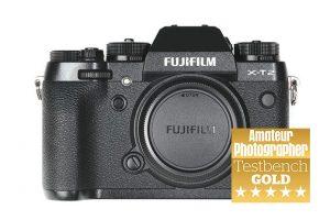 Fujifilm X-T2 gold