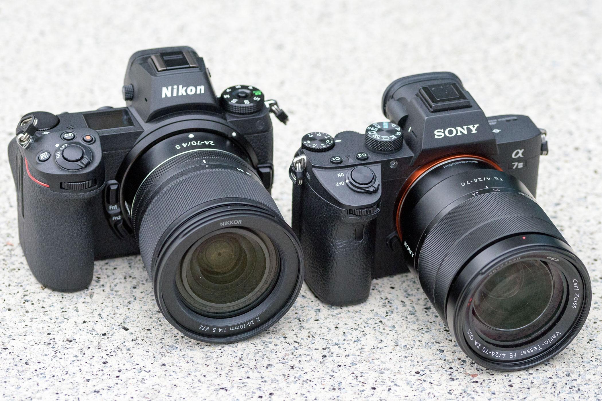 Nikon Z7 Review Page 4 Of 9 Amateur Photographer