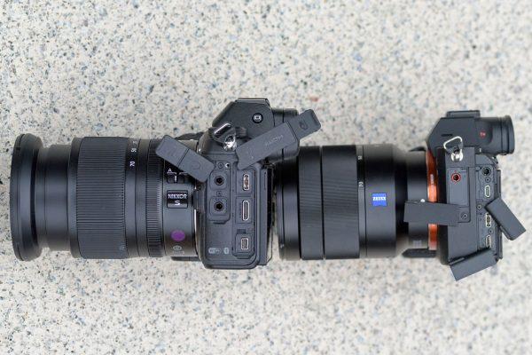 Nikon Z7 vs Sony A7 III
