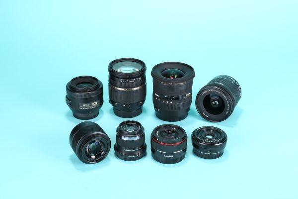 Secondhand week: the best used lenses under £200