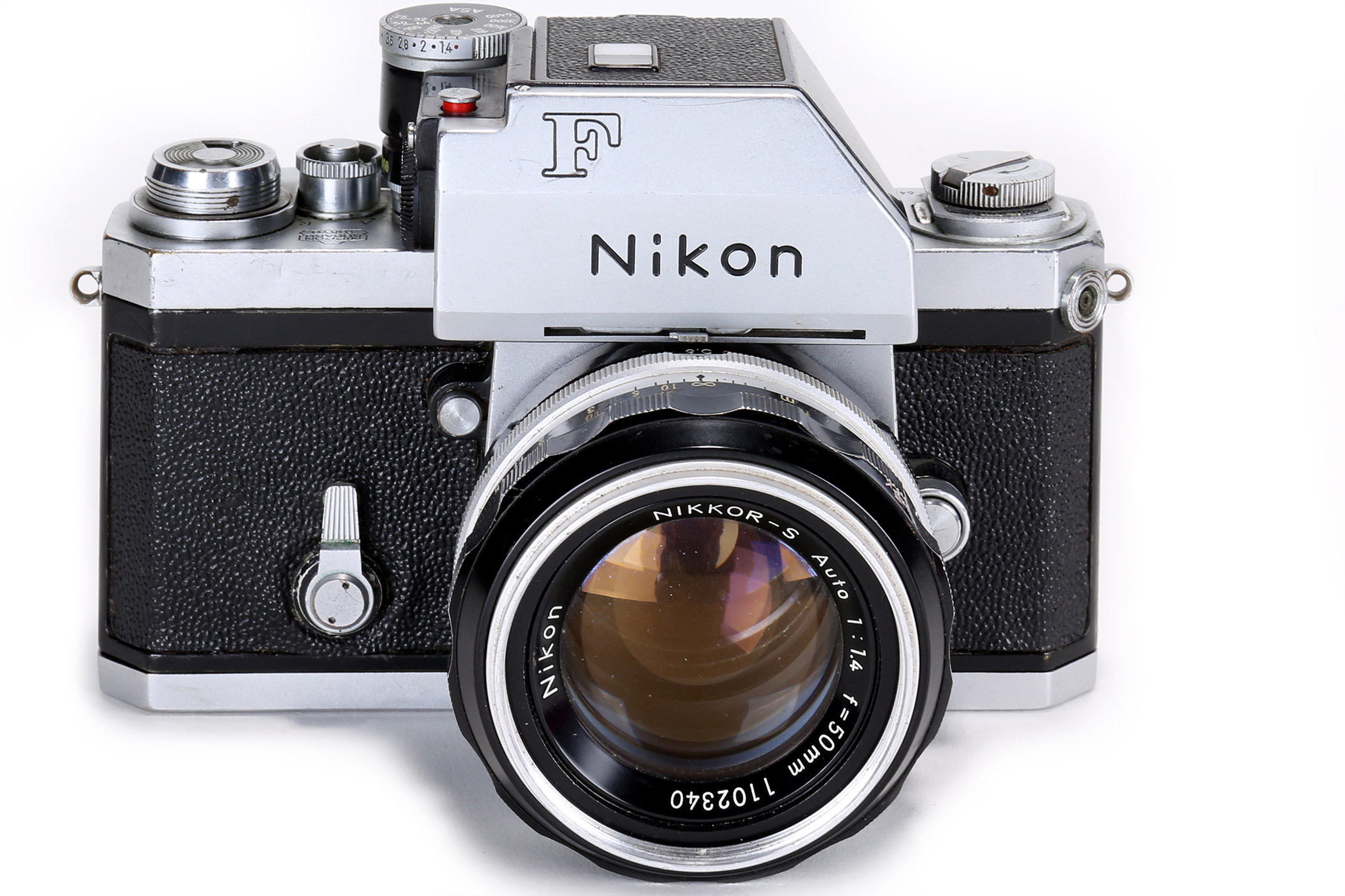 Over 70 Years of World-Beating Nikon Cameras - Amateur Photographer