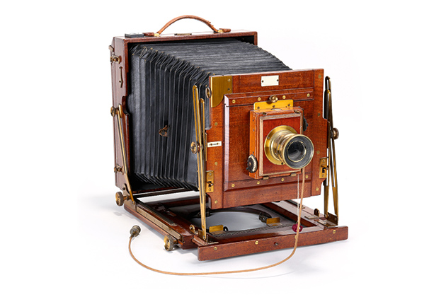 The most important cameras of the last 135 years