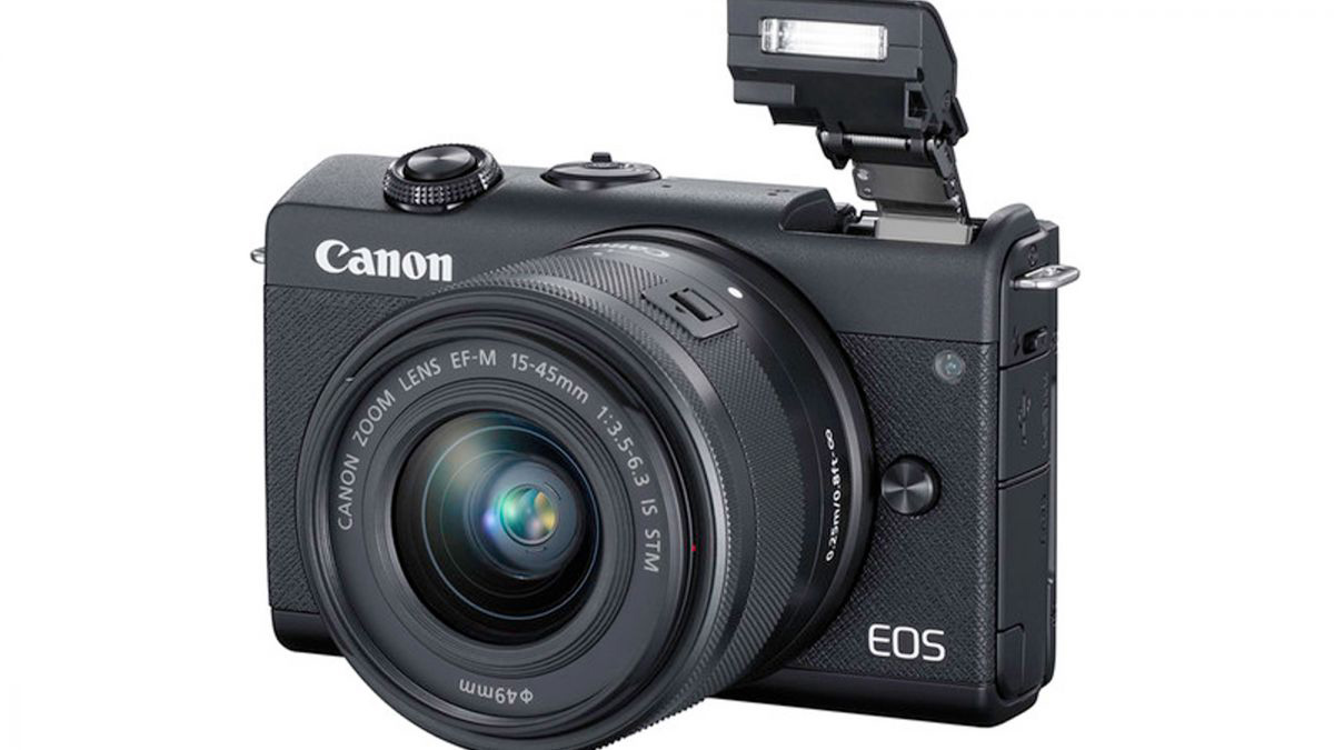 Canon releases EOS M200, its new entry-level mirrorless - Amateur Photographer