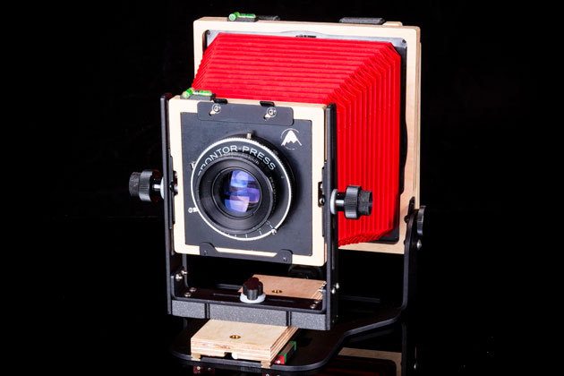 The Intrepid Camera Company: Behind the scenes in the large format camera workshop