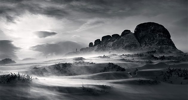 How to photograph black & white winter landscapes - Amateur Photographer