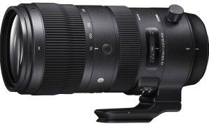Best lenses 2019 Sigma 70-200mm