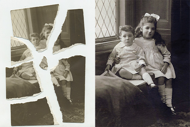 How to restore your old photos - Amateur Photographer