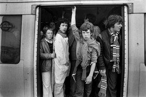 London Underground Wembley Park 1979