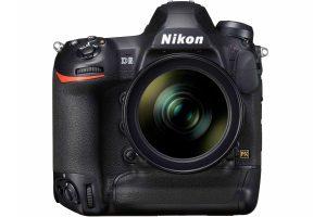 Nikon D6 front view