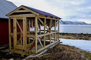 AP Awards Graeme Chesters Longyearbyen fish