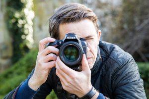 Second-hand full-frame cameras