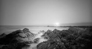World Pinhole Day Jersey coastline