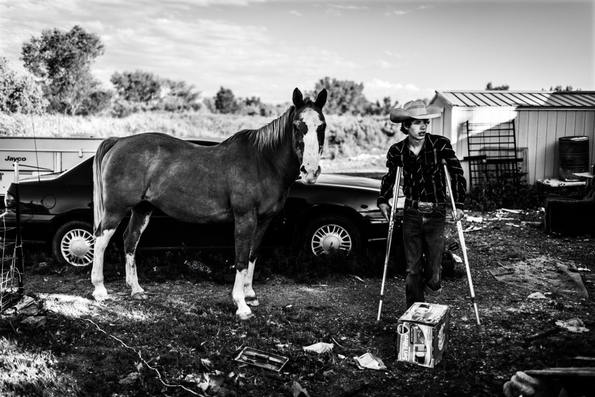 No ordinary cowboy - Amateur Photographer