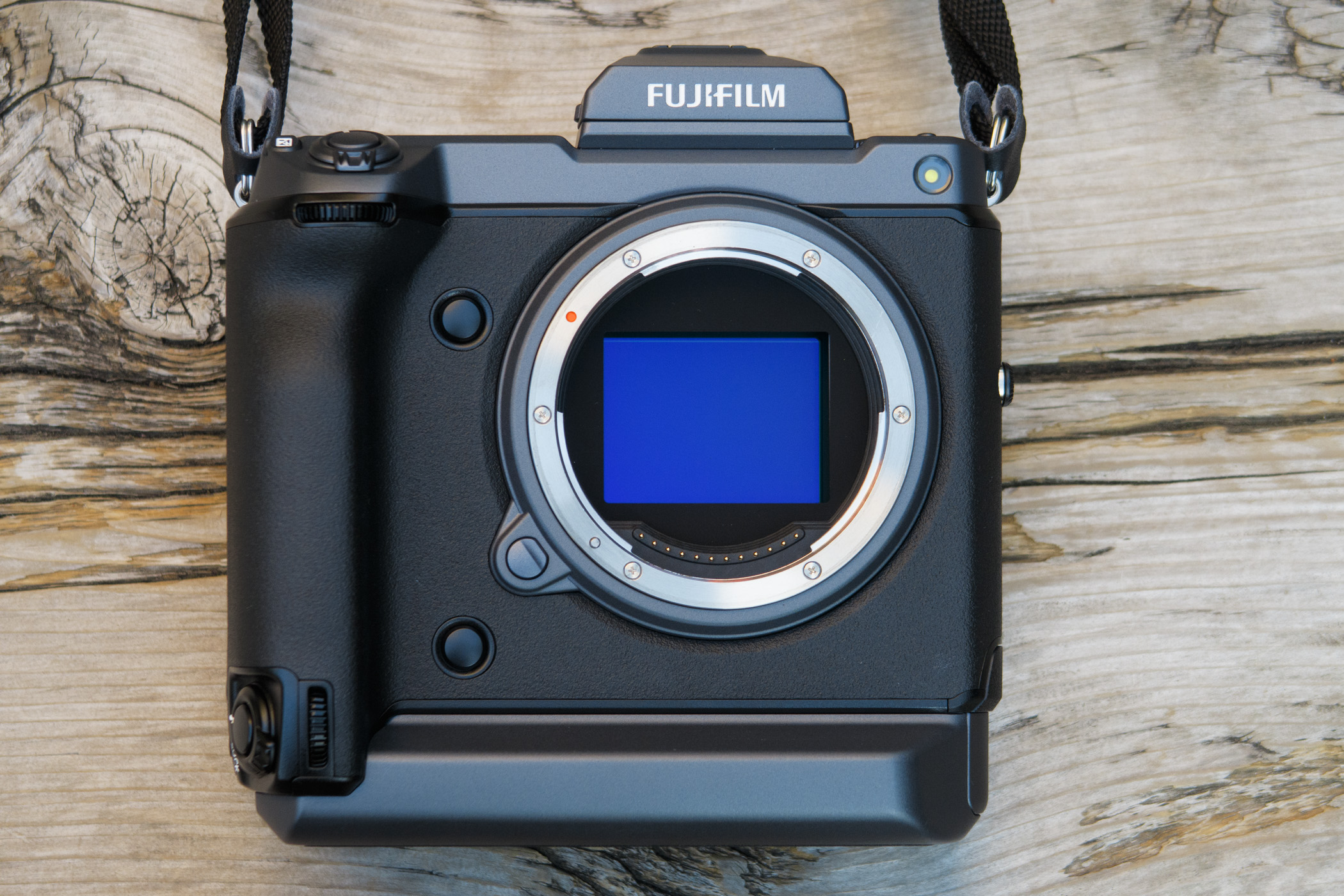 Fujifilm GFX100 review