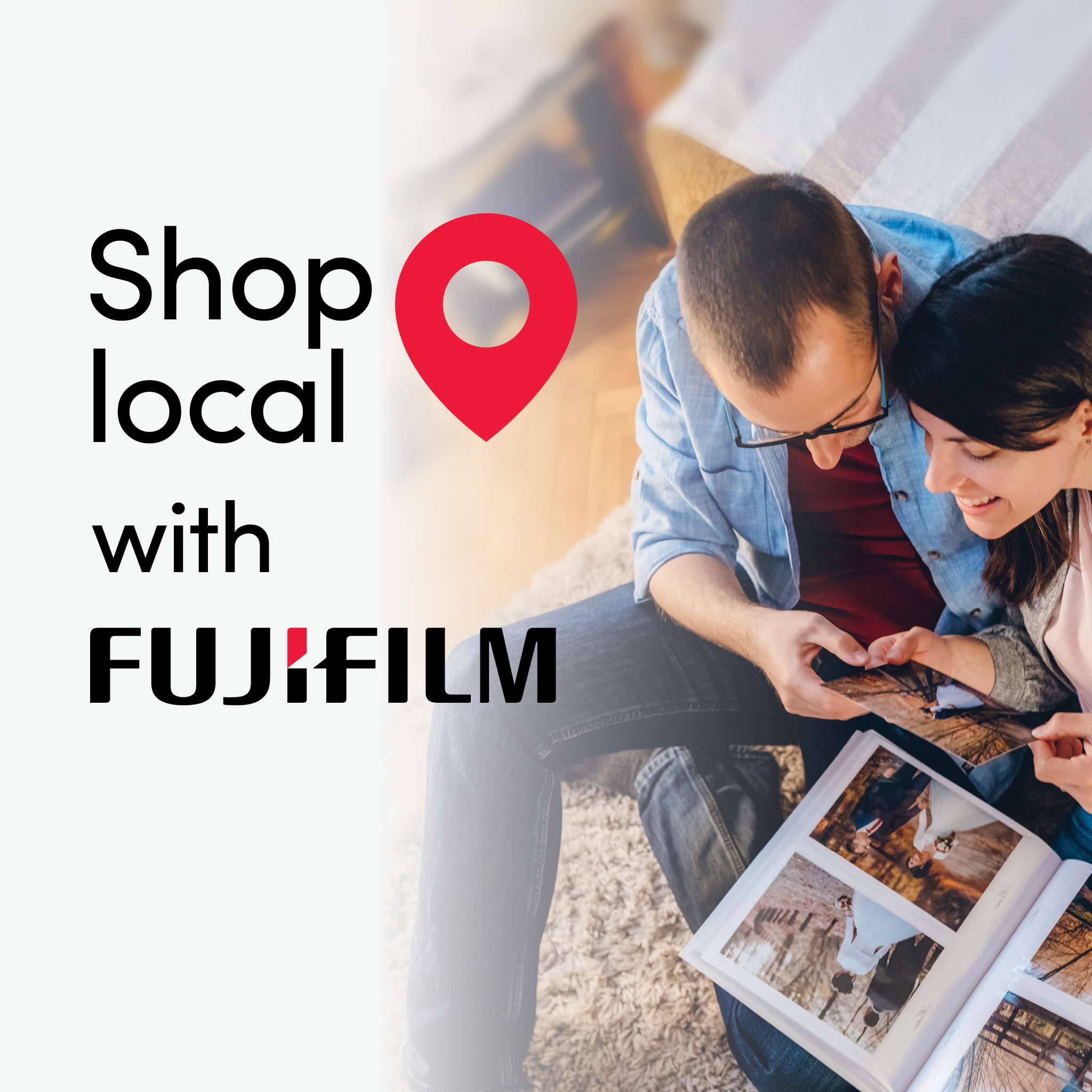 Fujifilm pushes Shop Local campaign to support retailers - Amateur Photographer