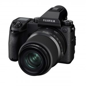 New 30mm prime for Fujifilm GFX series, major firmware updates
