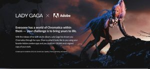 Adobe goes ga-ga