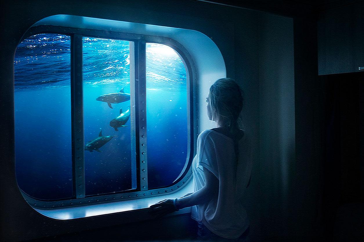Photoshop kept me sane during my cruise ship lockdown - Amateur Photographer