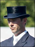 Spencer Wilton dressage