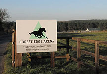 Forest Edge Arena Invests In New Facilities Horse Amp Hound