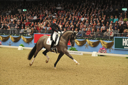 Olympia Horse Show World Cup dressage entries promise top sport
