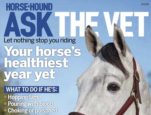 Horse & Hound Ask The Vet