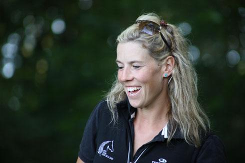Lucy Jackson event rider