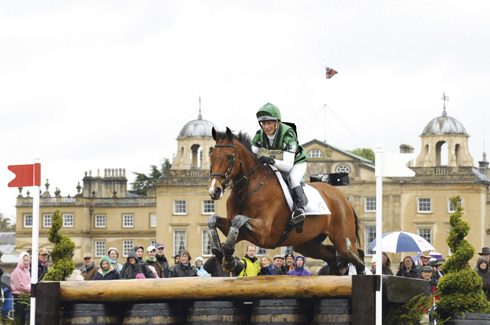 Mary King and Imperial Cavalier at Badminton Horse Trials