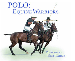 Coffee table book Polo: Equine Warriors