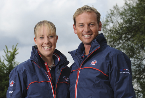 Charlotte Dujardin and carl hester