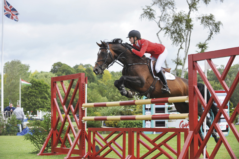 Showjumping from the Hickstead Derby Meeting 2012