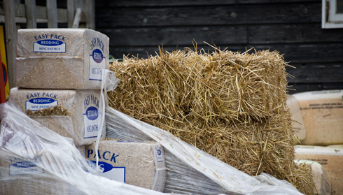 choosing the right bedding for you and your horse - Horse Bedding