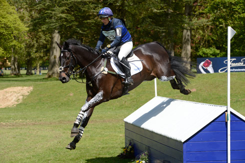 Zara Phillips, Lord Lauries, Houghton 2013