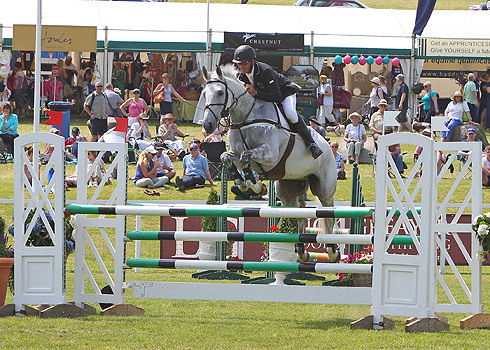 Andrew Nicholson and Avebury, Barbury International 2013