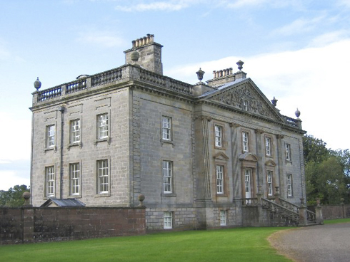 Auchinleck House