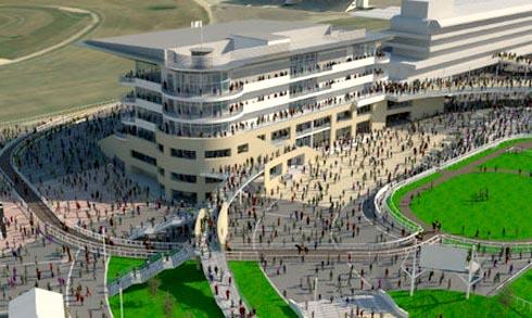 Cheltenham new grandstand