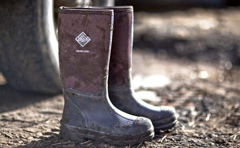 4a72b1e74cd New 'working welly' from Original Muck Boot Company - Horse & Hound