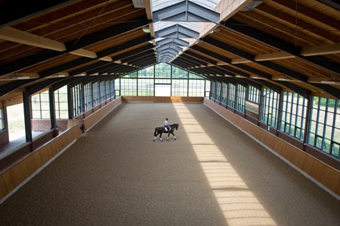 Is This The Best Indoor School In The World Horse Amp Hound