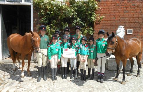 Horse Rangers clubmark accreditation